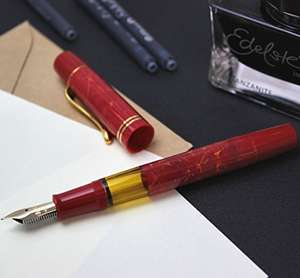 Pelikan M101N Bright Red (Special Edition 2017)