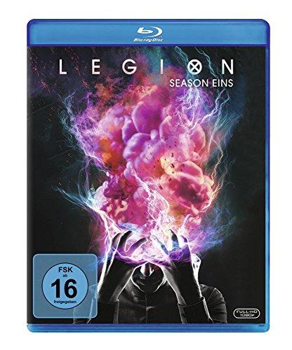 Legion Season Eins (Blu-ray) für 10,94€ (Amazon Prime)