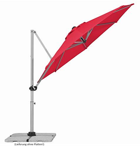 Schneider Sonnenschirm Samos - 300cm, 21,2kg - sehr robust