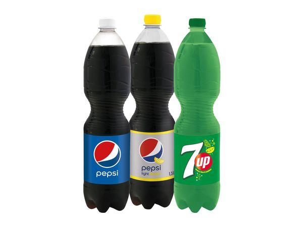 Pepsi & 7Up verschiedene Sorten in der 1,5Liter Flasche zum Discounter-Tiefstpreis 2019 [regional Berlin/ Brandenburg] via LidlPlus-App