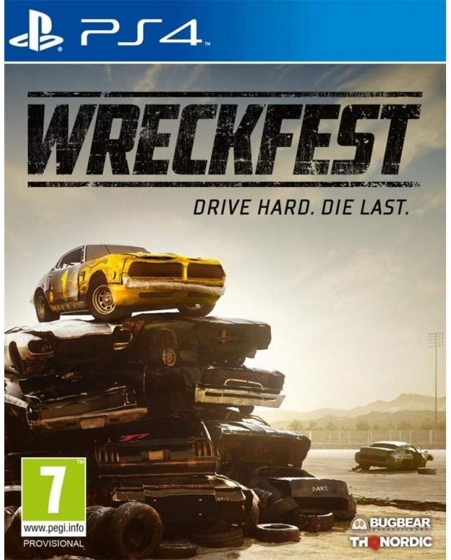 Wreckfest (PS4 & Xbox One) für je 28,47€ (Base.com)