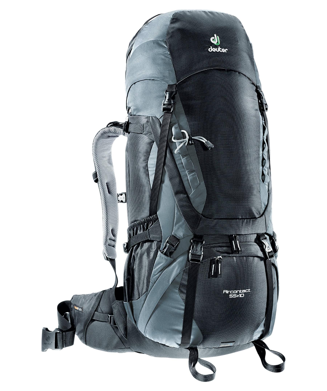 Deuter Backpacks bspw. Aircontact 55+10 für 122,41€ / Aircontact 65+10 für 130,91€