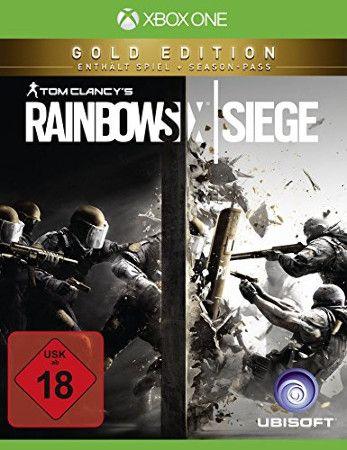 Tom Clancy's Rainbow Six: Siege - Gold Edition (Xbox One) [(Lokal Rinteln]