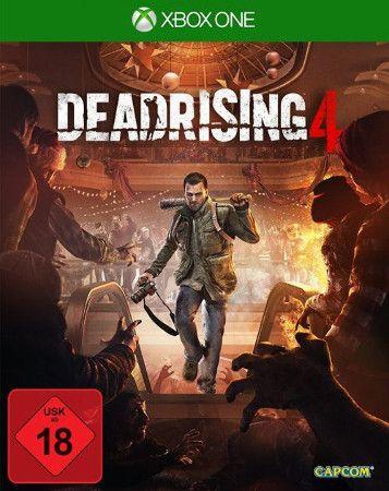 Dead Rising 4 für 4,99€ & Wolfenstein: The New Order für 7,99€ (Xbox One) [Lokal Höxter]
