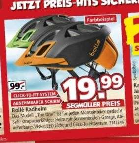 """Bolle Radhelm """"The One"""" bei Segmüller [Lokal]"""