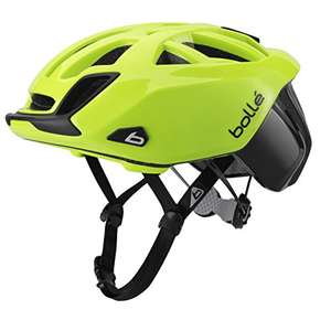 Fahrradhelm Bolle The One Road Standard Black & Neon Yellow - 2017 (54-58 cm)