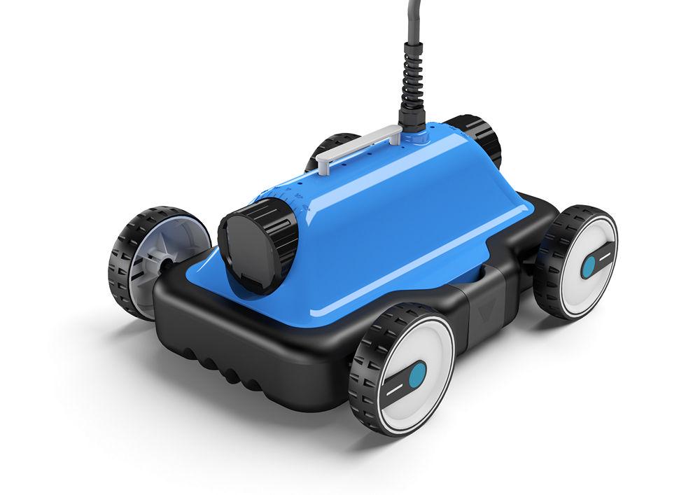 Solax-Sunshine Pool-Reinigungsroboter Speedcleaner Poolrunner S63