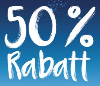NUR FÜR O2 KUNDEN 50 Prozent Rabatt auf O2 Free SIM-ONLY Tarife: 60 GB LTE, Allnet-Flat, 10 SIM-Karten, keine Anschlussgebühr, mtl. 22,49€