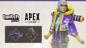 [Twitch Prime] Apex Legends gratis Skins zum Amazon Prime Day