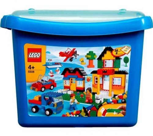 [real] online & ggf. offline: Lego 5508 Deluxe Steinebox für 34,95 Euro
