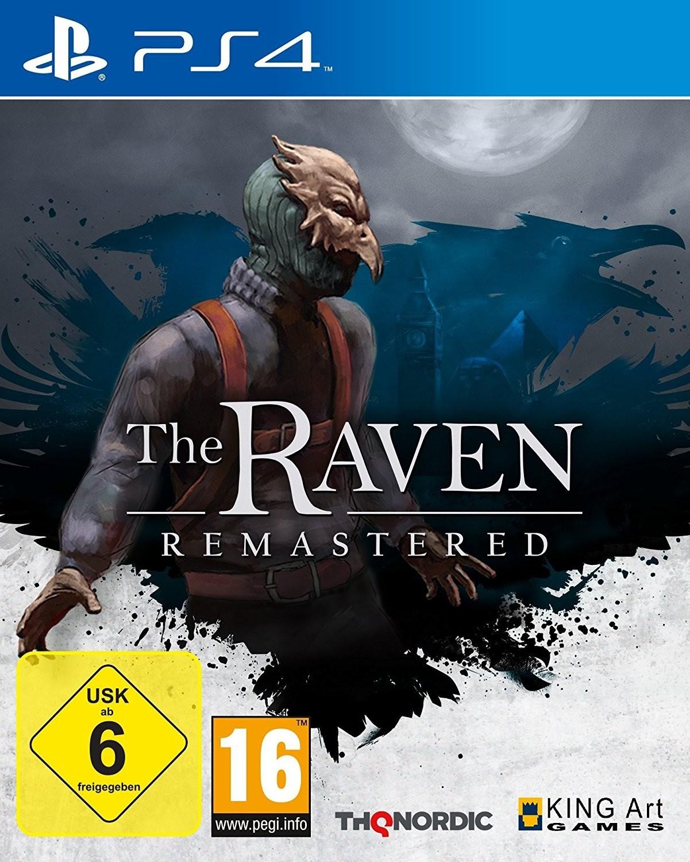 The Raven: Vermächtnis eines Meisterdiebs Remastered (PS4) für 9,99€ (Müller)