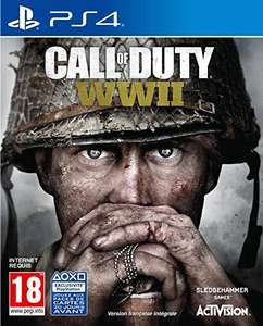 Call of Duty: WWII (PS4) für 13,50€ (Amazon FR)