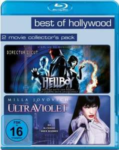 Hellboy & Ultraviolet (Best of Hollywood Collection)  (2 Disc Blu-ray) für 5,94€ (Amazon Prime)