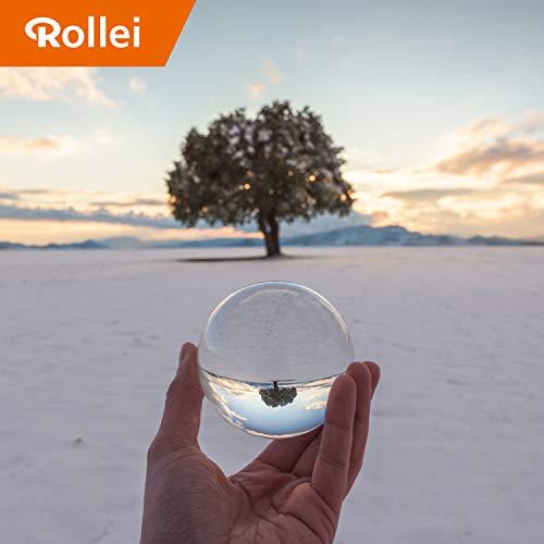 [Glaskugeldeal] [Amazon.de/ Blitzangebot] Rollei Glaskugel Lensball 60mm