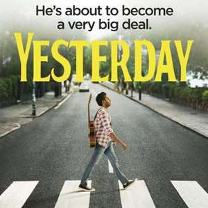 "Kino Preview ""Yesterday"" 10.07.2019 in 5 Städten"