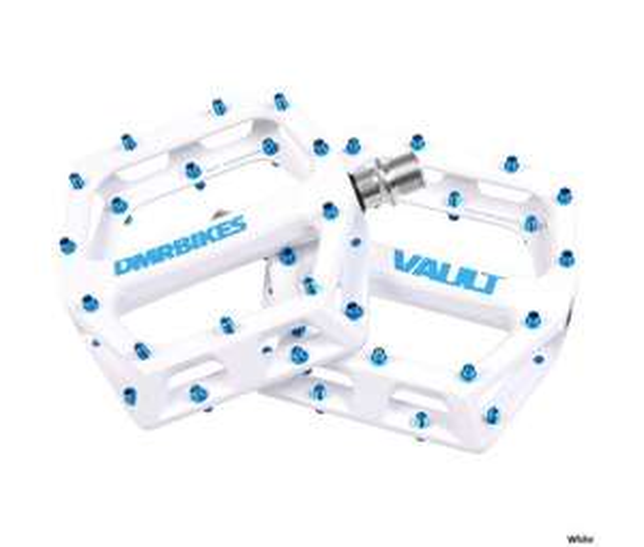 MTB Plattform-Pedal DMR Vault (Weiss)