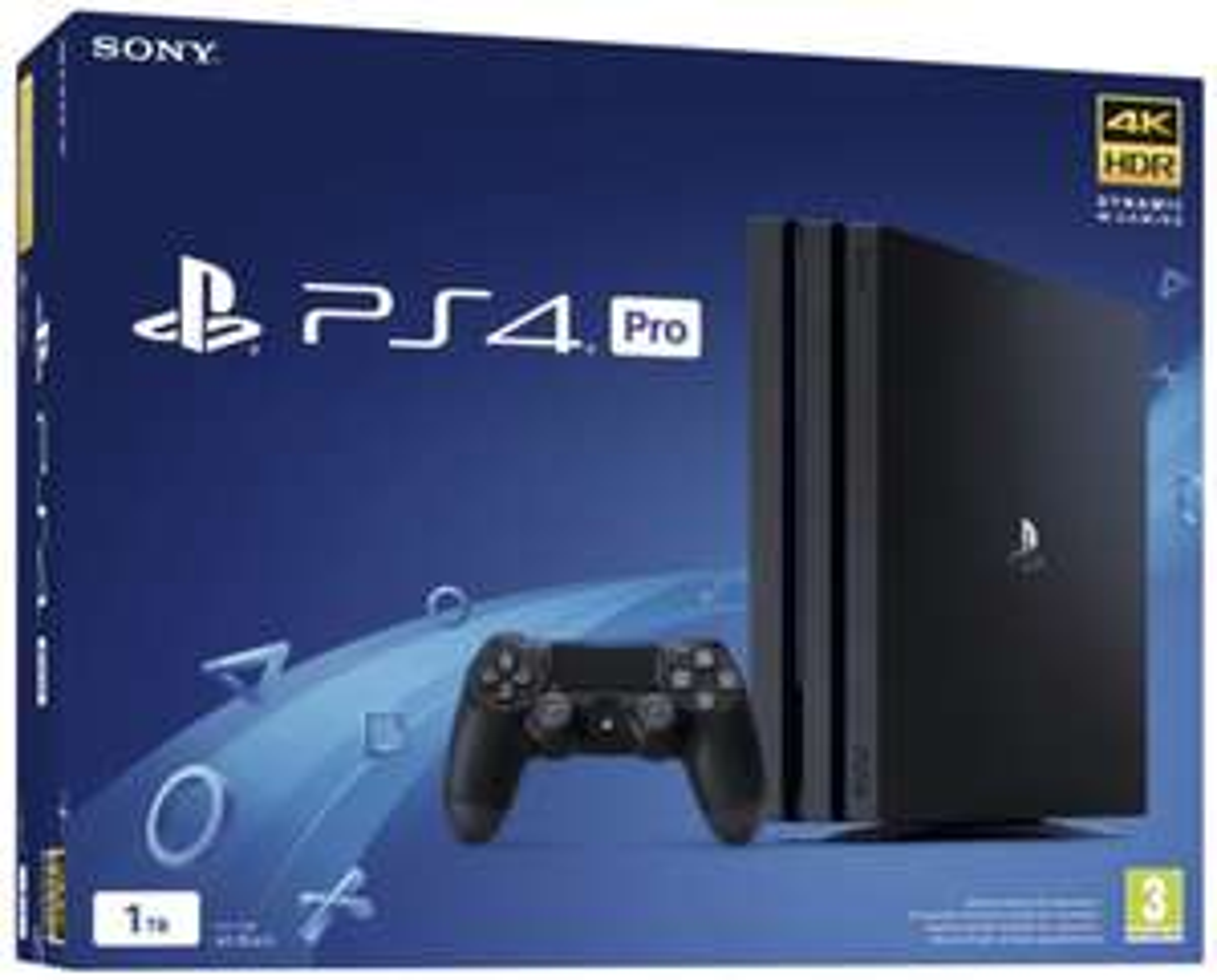 Dienstreisende/Urlauber MediaMarkt Italien: Sony Playstation 4 Pro 1TB für 289€  - nur Abholung [Mediaworld]