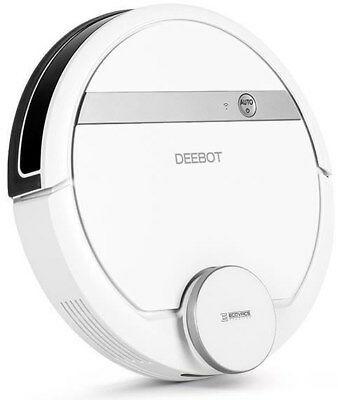 Ecovacs Deebot D900 Intelligenter / vernetzter und leiser Saugroboter [Ebay computeruniverse]