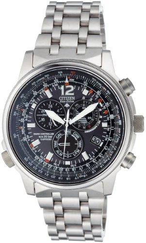 Citizen Promaster Sky Pilot Titan Funkchronograph Herrenuhr AS4050-51E @amazon prime