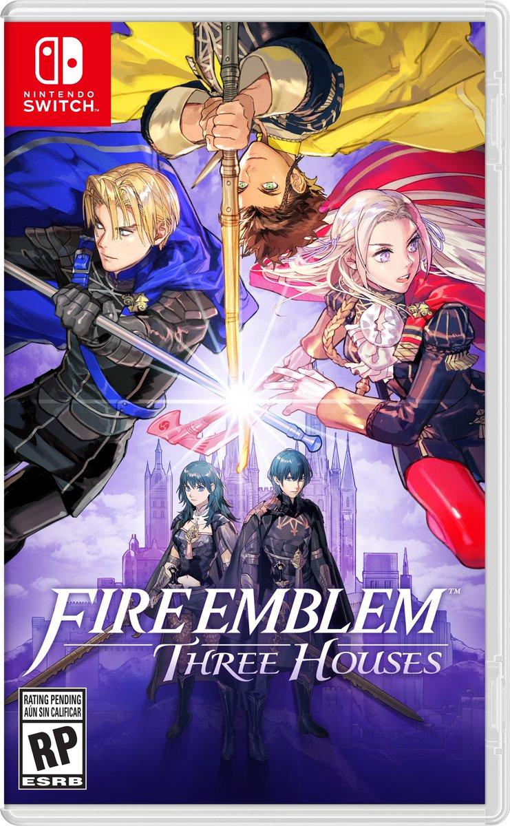 Fire Emblem: Three Houses (Switch), Astral Chain (Switch), Pokemon SuS (Switch) und mehr für je 36,51€ (bol.de)