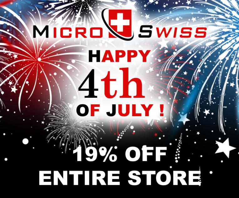 Micro Swiss - 19% Auf Alles - 3D Drucker Zubehör!