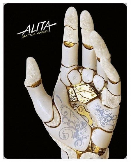 Thalia: Alita Battle Angel Steelbook 3d inkl. Versand mit Gutschein nur heute.