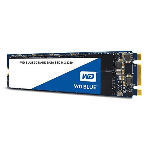 Western Digital Blue 3D M.2 SSD mit 1TB für 102,37€ (Amazon ES)