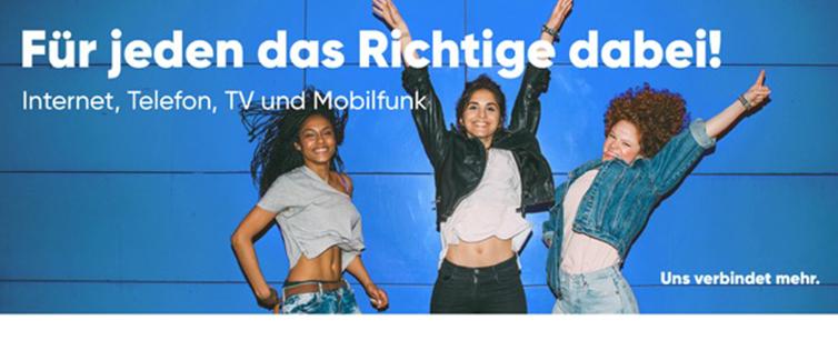 NetCologne (Köln/Bonn) bis zu 85€ Cashback + bis zu 100€ Online-Startguthaben + 50€ Shoop.de-Gutschein* [Shoop]