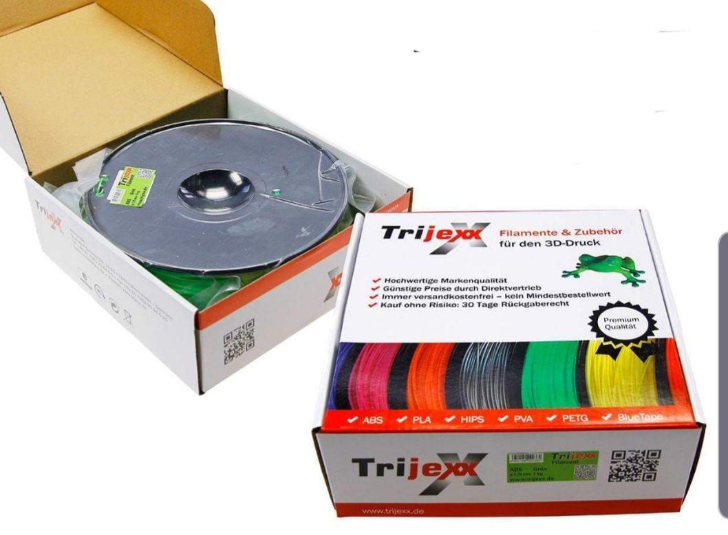 3D Filament von Trijexx zum Hammerpreis