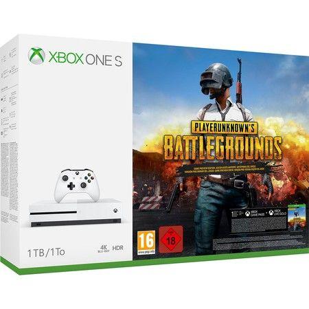 Microsoft X Box One S (1TB) Playerunknown's Battlegrounds Bundle Spielekonsole für 139,96€ & Xbox One X für 311€ (Lokal Neustadt a. Rbge)