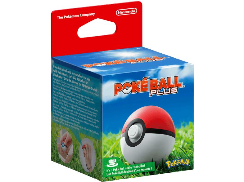 (Grenzgänger Media Markt AT) Nintendo Pokéball Plus für 17€