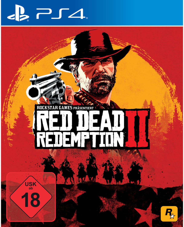 Red Dead Redemption 2 (PS4) für 29€ versandkostenfrei (Media Markt)