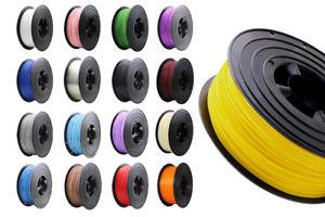 PETG Filament diverse Farben, 1,75 mm