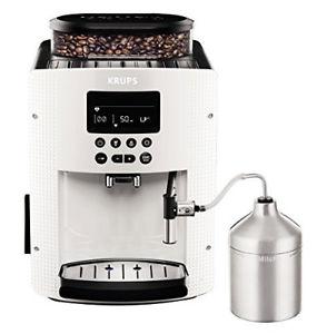 [Ebay] Krups EA8161 Kaffeevollautomat Latte- und Cappuccino Maschine 15 bar, Weiß