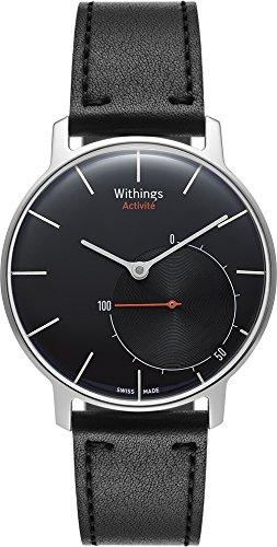 [Amazon] Withings / Nokia Activité Sapphire black - Sapphire Glas, Hybrid Smartwatch - with Activity Tracking Schweizer Uhr