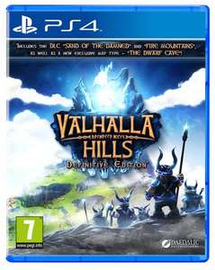 Valhalla Hills - Definitive Edition (PS4) für 10,64€ (Amazon UK)