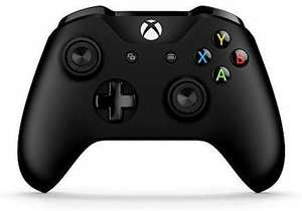 Microsoft Xbox Wireless Controller schwarz (Amazon.it)