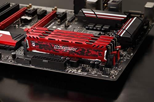 Ballistix Sport LT BLS2K16G4D32AESE 32GB (16GB x2) DDR4-3200MHz CL16
