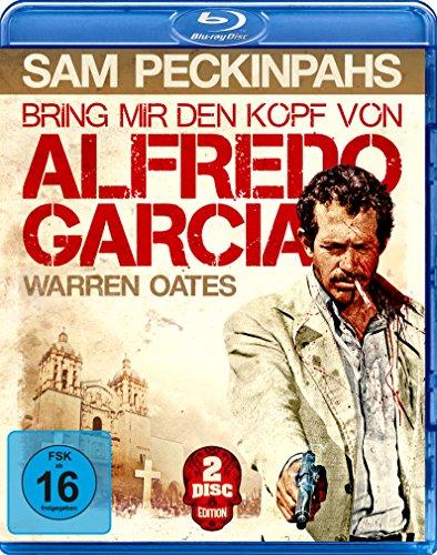 Bring mir den Kopf von Alfredo Garcia (2 Disc Edition) (Blu-ray + Bonus DVD)  für 8,99€ (Amazon & Saturn & Media Markt)