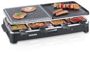 Penny: Severin RG 2341 Raclette-Partygrill mit Naturgrillstein ab 6.12.2012
