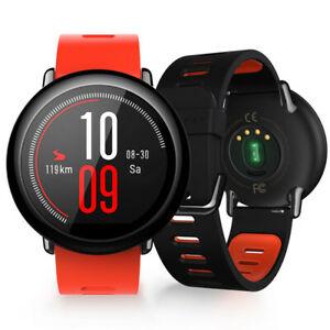 [ebay.de] Amazfit Pace Schwarz/Rot  Sport und Fitness Smartwatch - GPS / WIFI