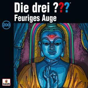 Die drei Fragezeichen ??? - Folge 200 - Feuriges Auge - 6x Vinyl/Schallplatte/LP