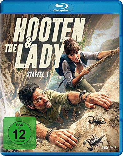 Hooten & The Lady - Staffel 1 (Blu-ray) für 7,99€ (Amazon Prime & Saturn & Media Markt)