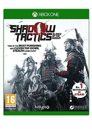 Shadow Tactics: Blades of the Shogun (Xbox One) für 9,57€ (Base.com)