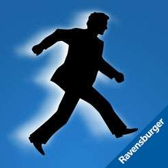 Ravensburger (Brett-)Spiele für 0,99€ im App Store -  Scotland Yard oder das Verrückte Labyrinth (iOS)