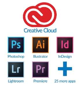 40% Rabatt auf das Adobe Creative Cloud Abo (alle Programme) nur € 35,69 statt € 59,49