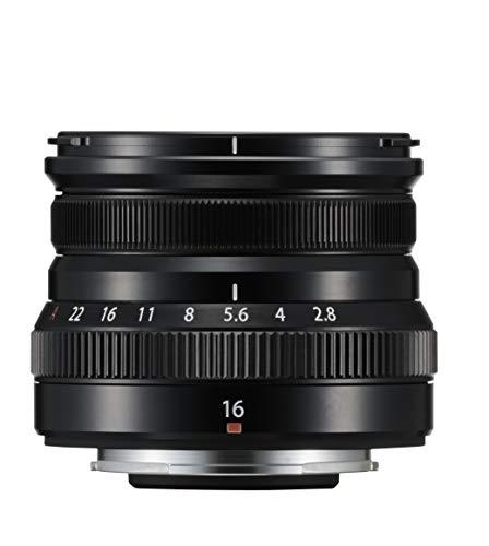 Fujifilm Fujinon XF 16mm f2.8 R WR schwarz oder silber für 337,96€ inkl. VSK bei amazon Spanien [amazon.es]