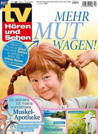 TV Hören und Sehen Abo (52 Ausgaben) für 114,60 € mit 110,00 € BestChoice Universalgutschein
