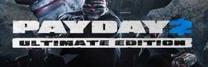 "Payday 2 ""Ultimate Edition"" für 4,35€ inklusive allen DLC (Steam)"