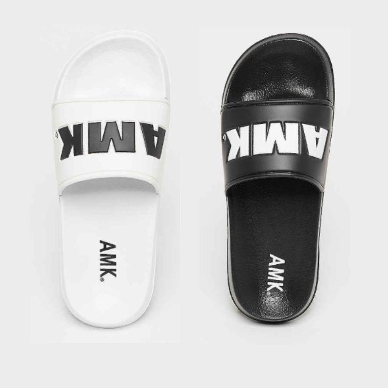 AMK Slides in Schwarz oder Weiß für jew. 7€ zzgl. Versand